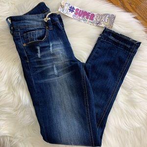 Indigo rein forever junior skinny jeans size 1